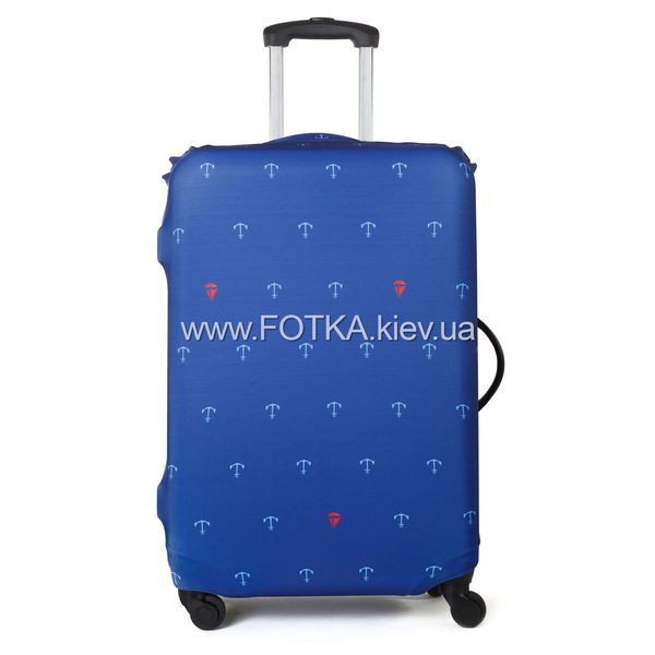 Subject photography of suitcases for an online store - 3